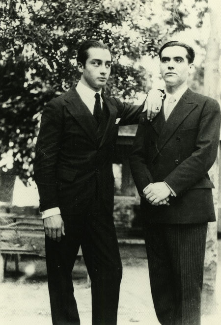 Aladrén and Lorca, 1928