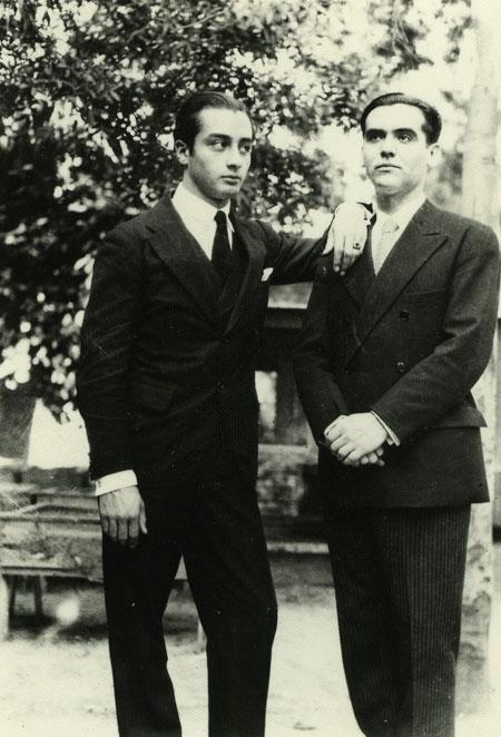 Aladrén and Lorca, 1928